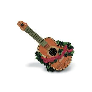 Ukulele Ornament on Amazon