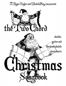The Two Chord Christmas Songbook cover