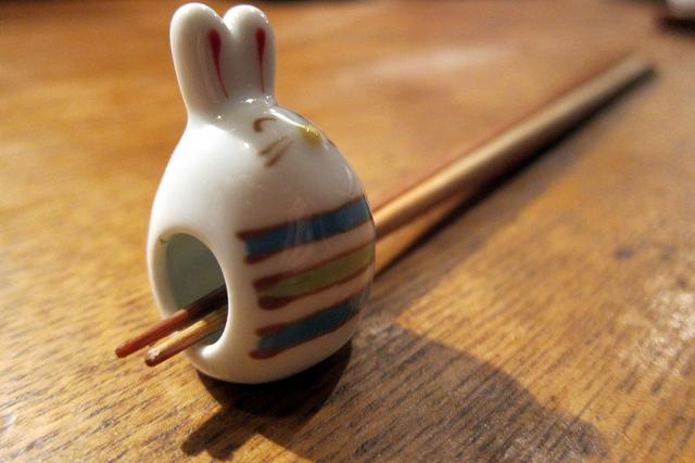 Chopsticks by Wally Gobetz