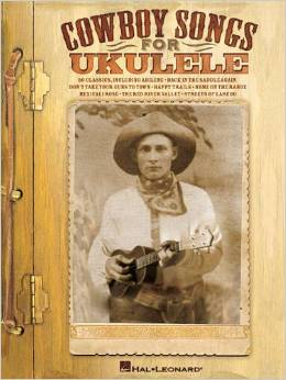 Review: Cowboy Songs for Ukulele